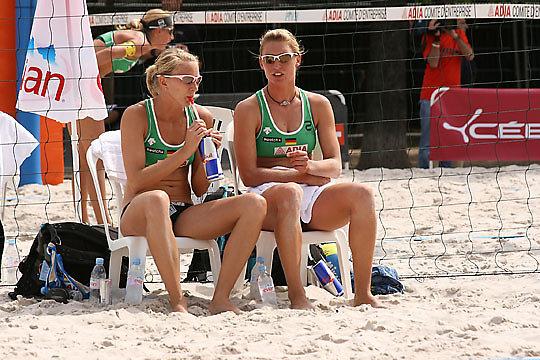 Beachvolleyball Women's Grand Slam Paris 2007