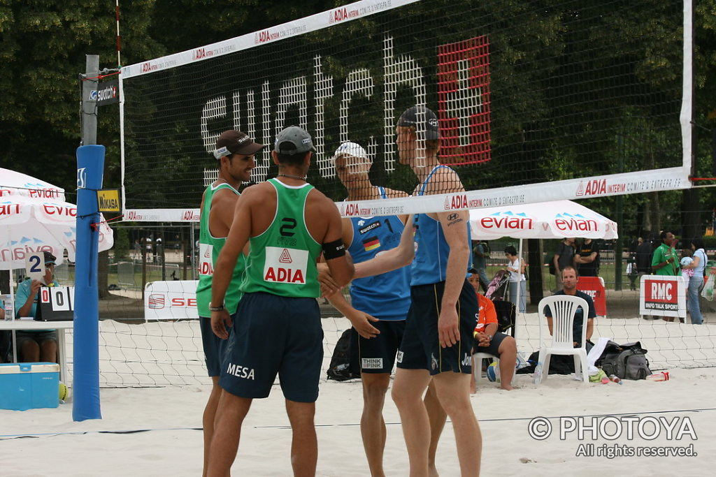 FIVB Grand Slam Paris 2008