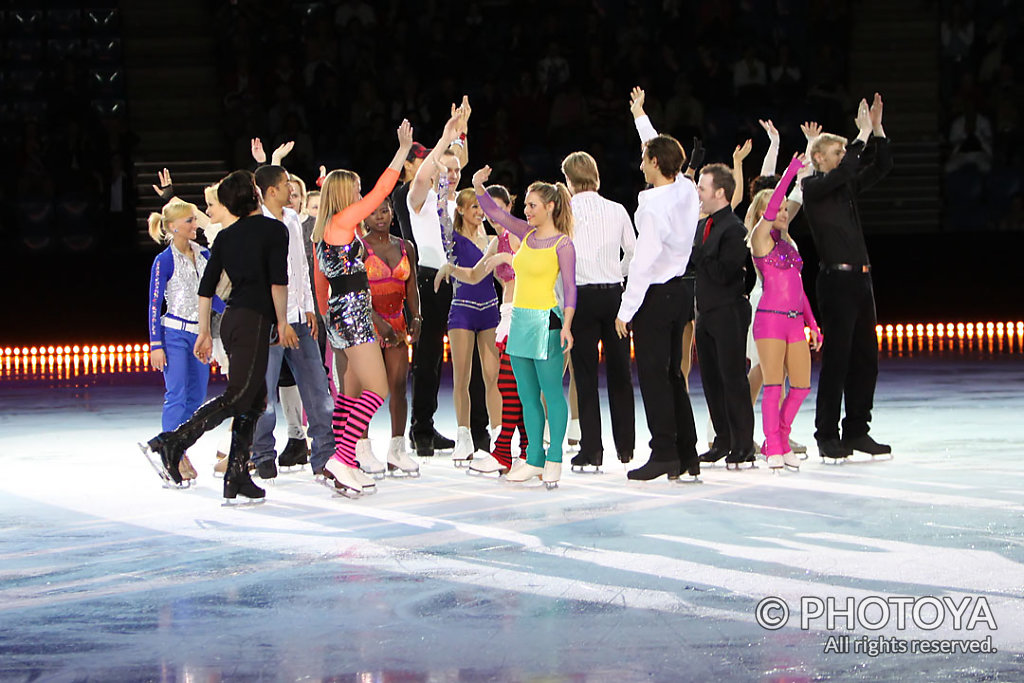 "Eisgala ""World's Best on Ice"" Krefeld"