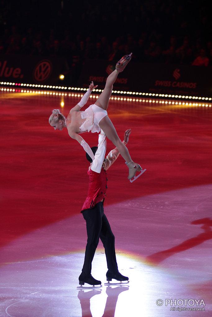 Aljona Savchenko & Robin Szolkowy