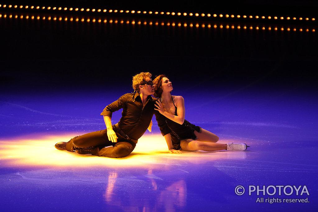 Nathalie Péchalat & Fabian Bourzat