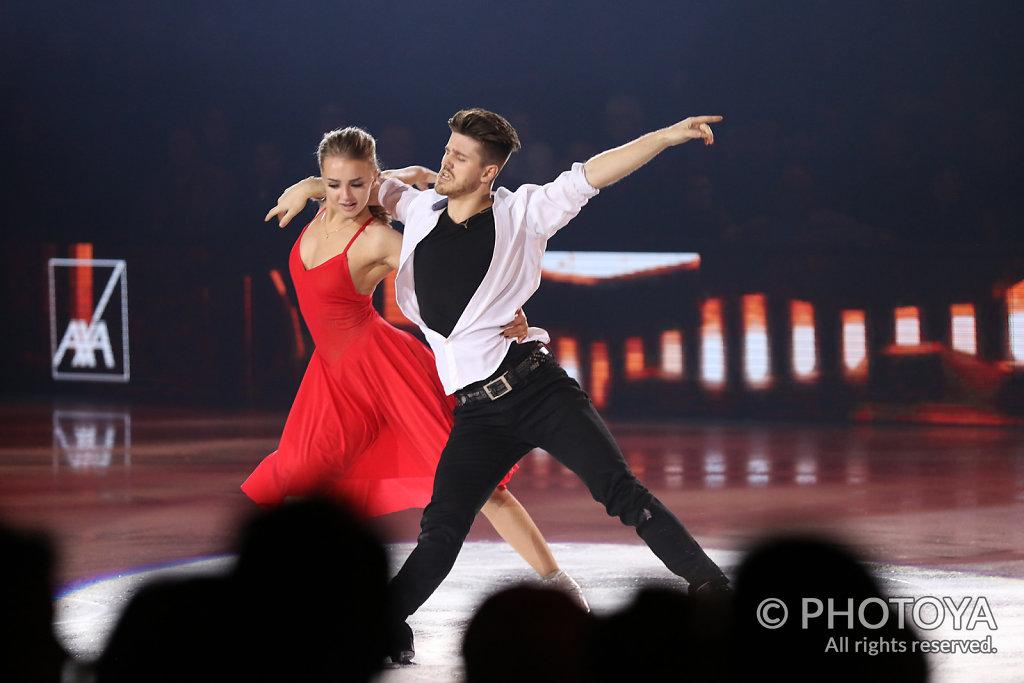 Aleksandra Stepanova & Ivan Bukin