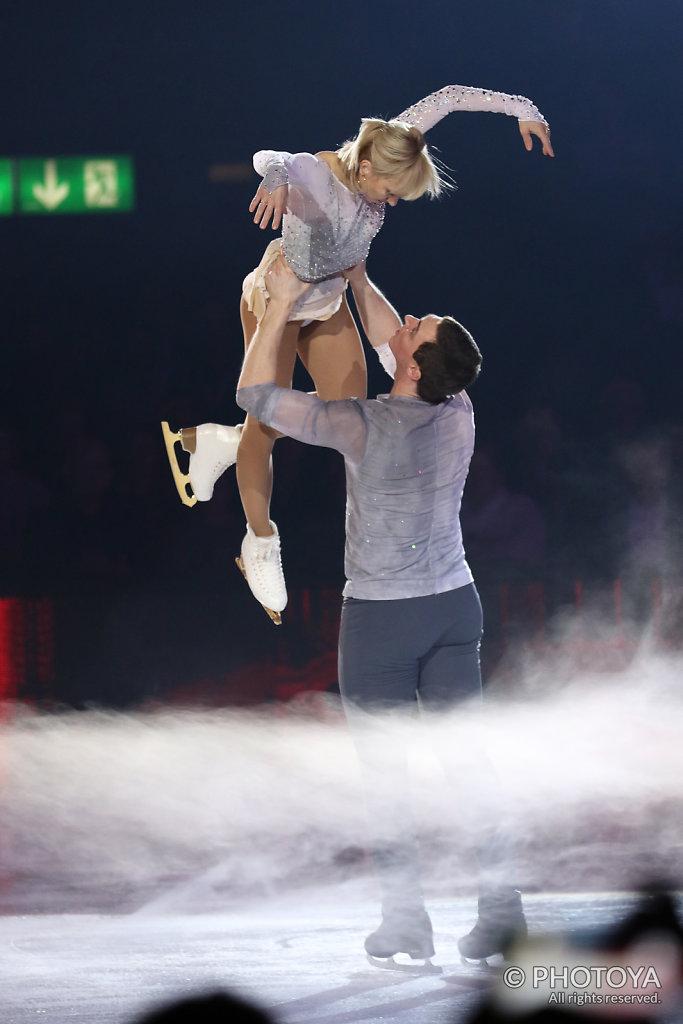 Aljona Savchenko & Bruno Massot