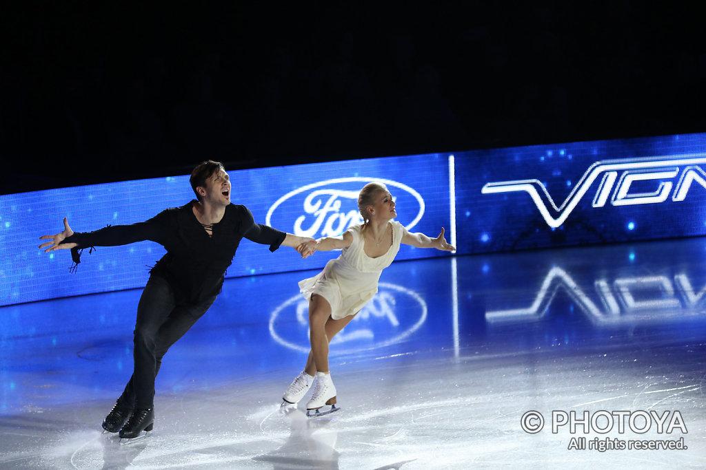 Tatiana Volosozhar & Maxim Trankov